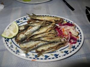 Sardines-in-Himare