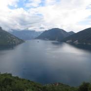 Kotor, Montenegro and the Bay of Kotor